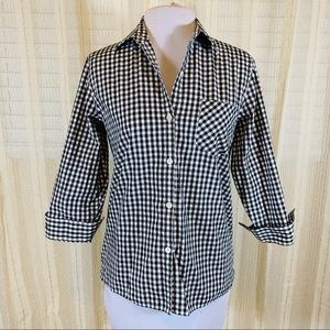 Lauren Ralph Lauren Gingham Button Down Shirt
